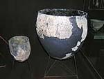 Ceramic vessels. Lyalovsky culture. Neolithic. Head-Volga culture. Site Zamostye-2.