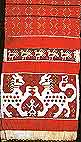 Towel. The end of 19th - the beginning of 20th century. Tula region